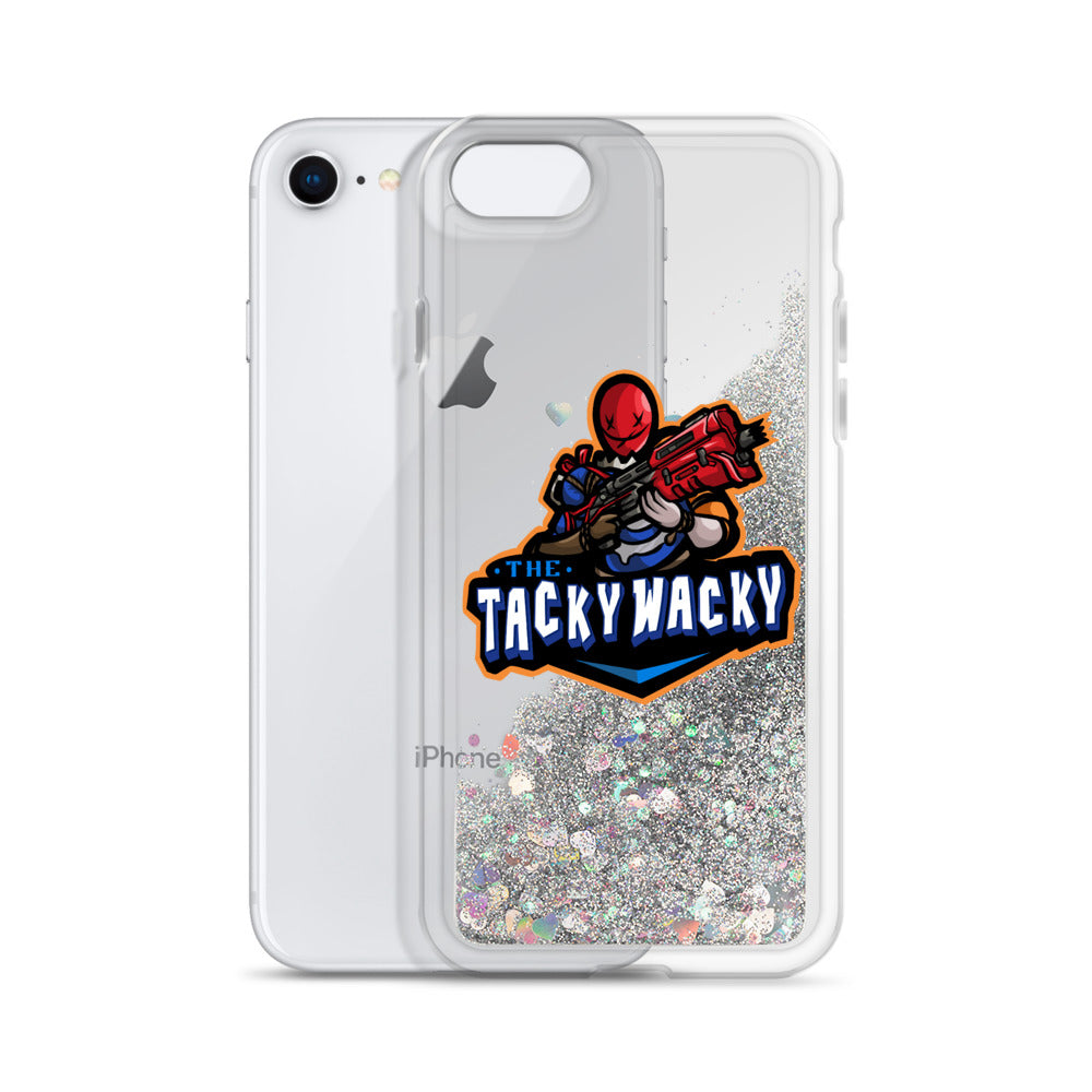 s-ttw LIQUID GLITTER iPHONE CASES!
