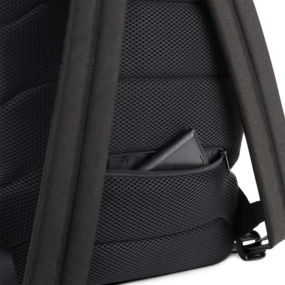 s-vcm ZIP UP BACKPACK