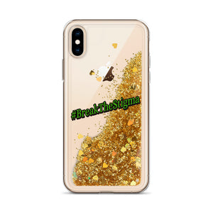 bts Liquid Glitter Phone Case