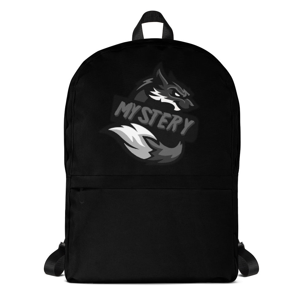 s-mys ZIP UP BACKPACK