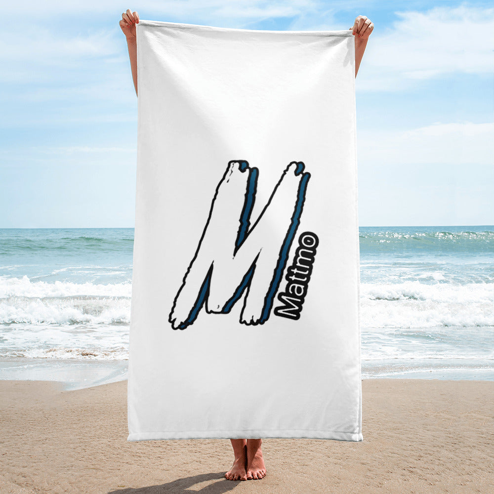 s-mm BEACH TOWEL