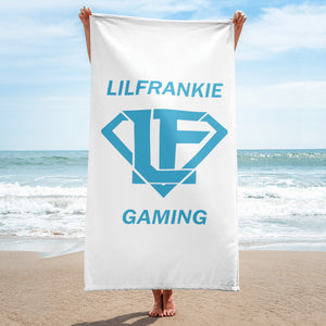 s-lf BEACH TOWEL