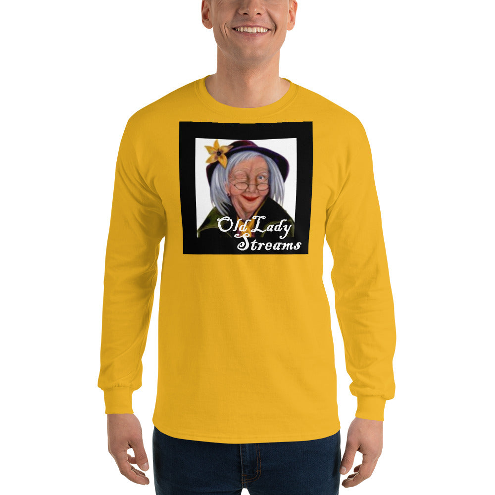 s-ol ADULT LONG SLEEVE SHIRT