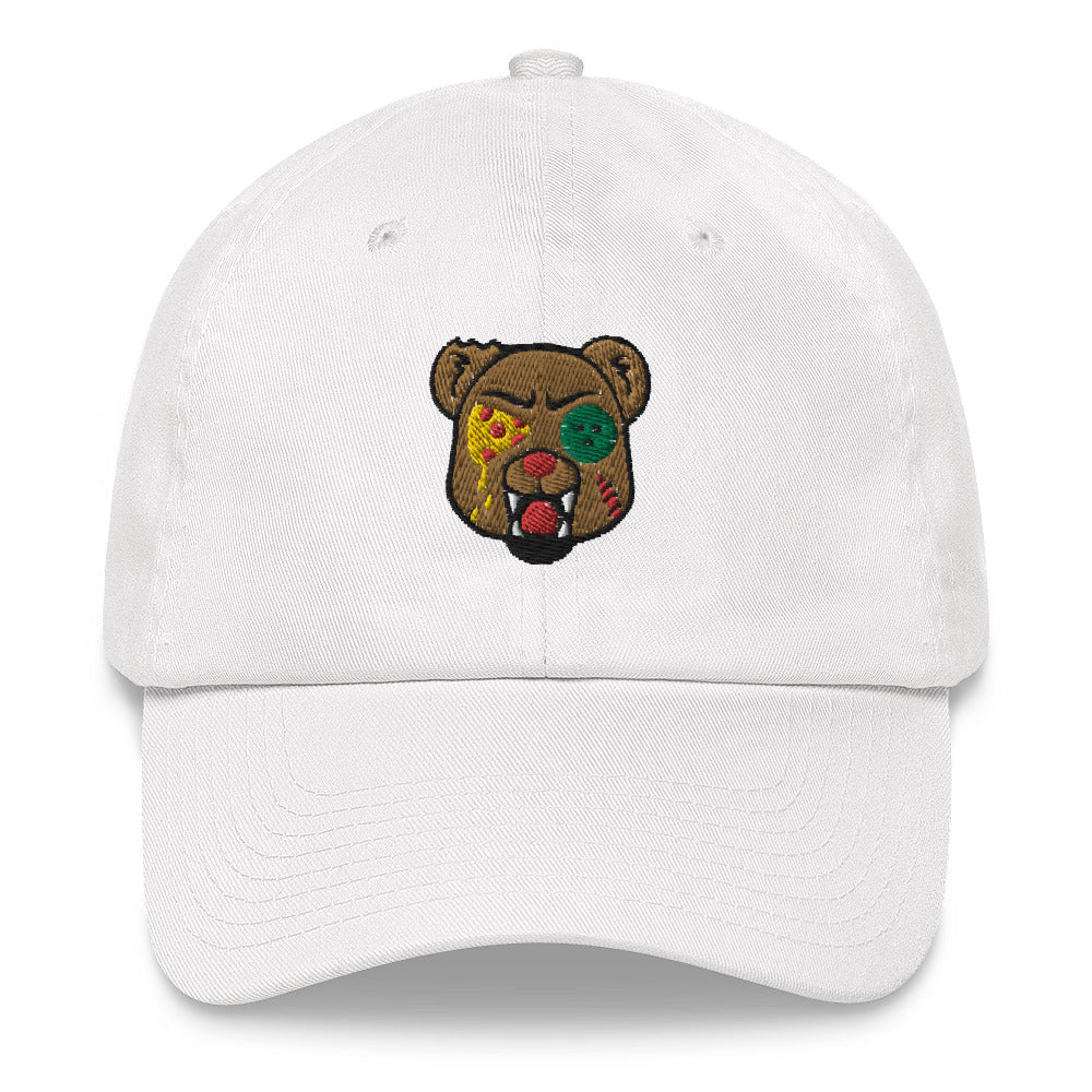 t-no pb DAD HAT PIZZA BEAR!!