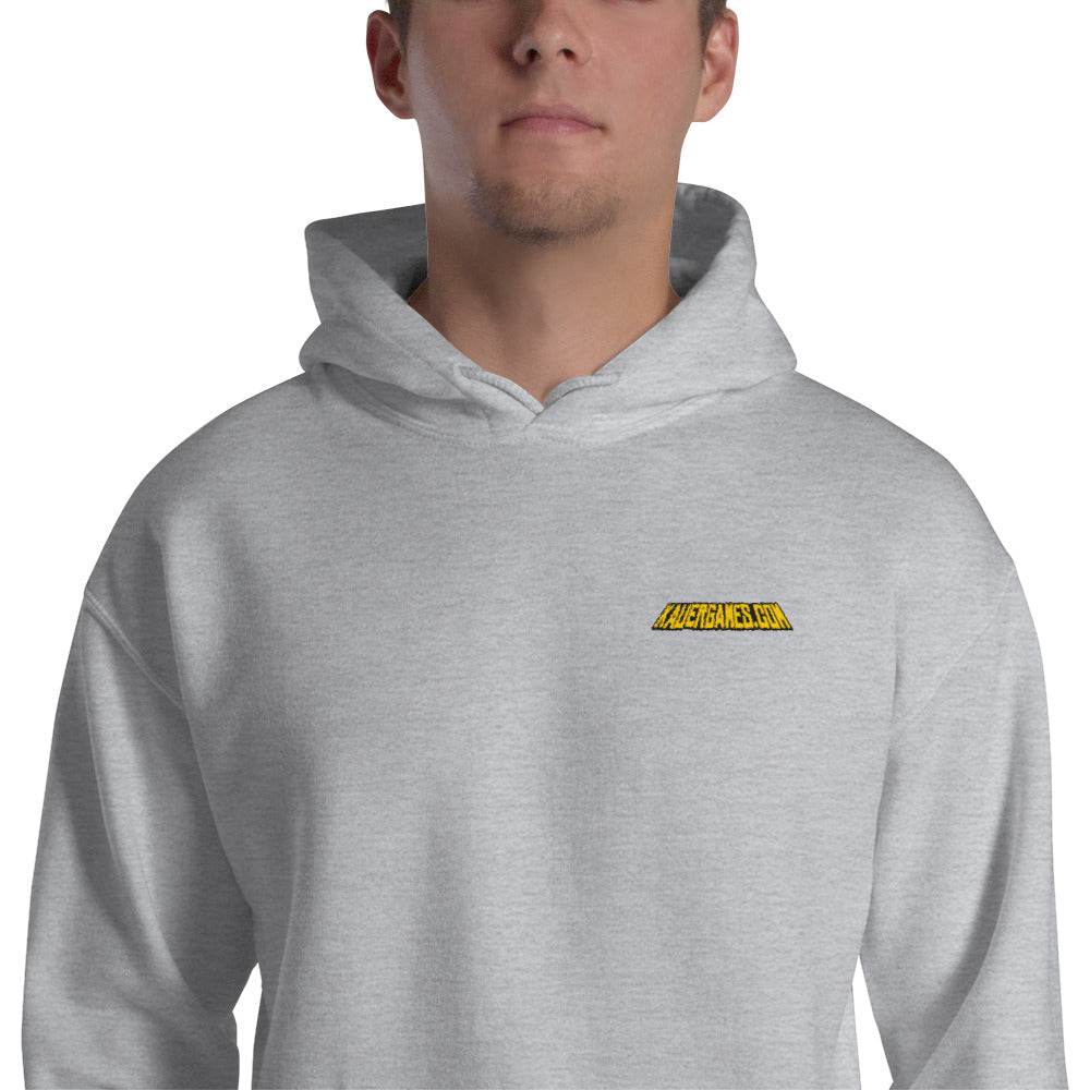 "s-kg EMBROIDERED HOODIE 50% OFF!!!   ........ (Use code ""STITCH"" at checkout Jan 14th-19th)"