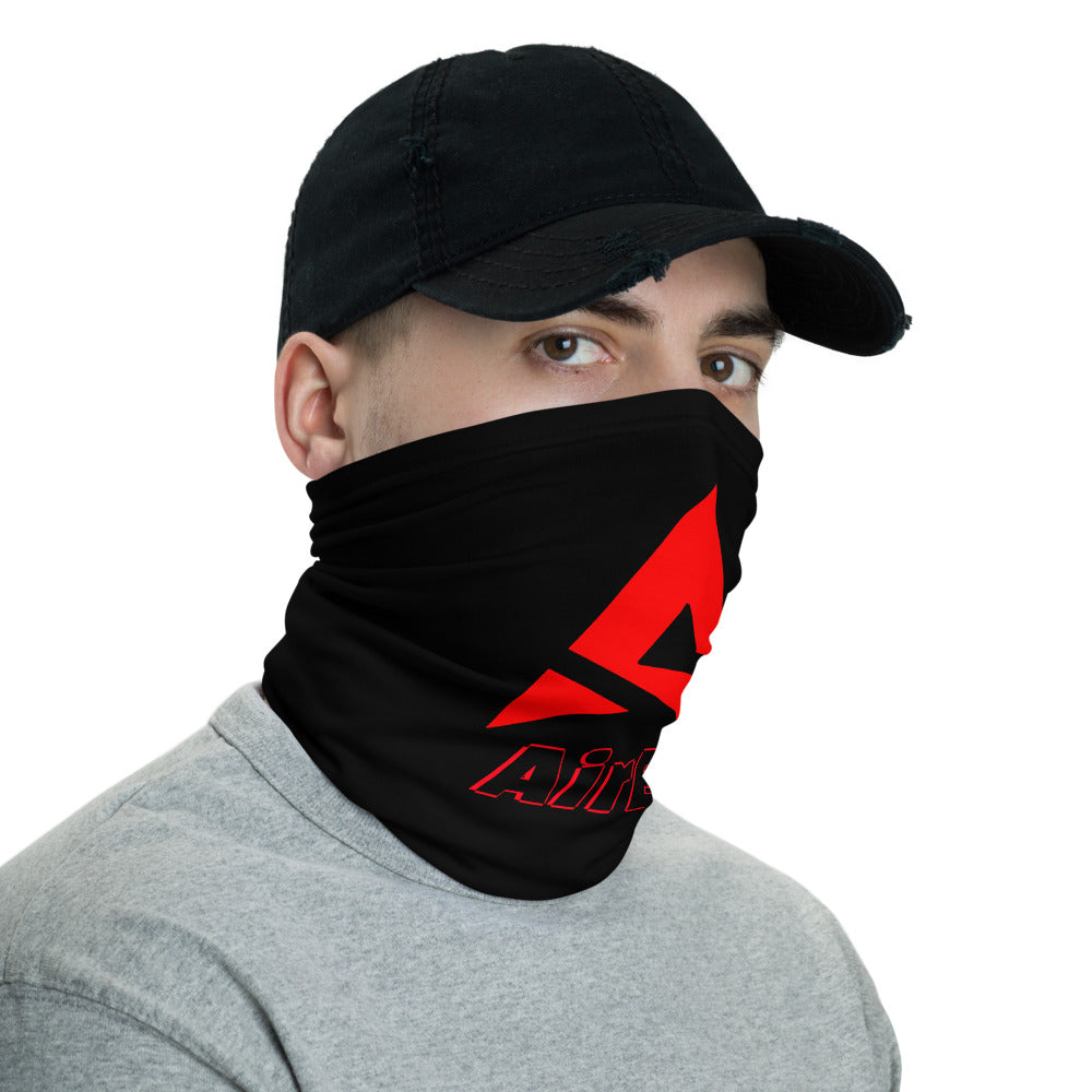 s-ai FACE MASK/ NECK GAITER BLACK