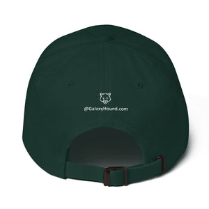agd - PUFF EMBROIDERED DAD HATS!