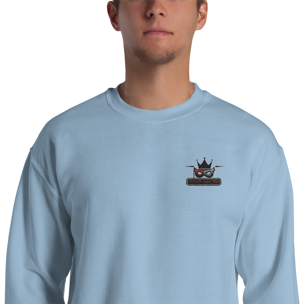"s-lb EMBROIDERED SWEATSHIRT 50% OFF!!!   ........ (Use code ""STITCH"" at checkout Jan 14th-19th)"