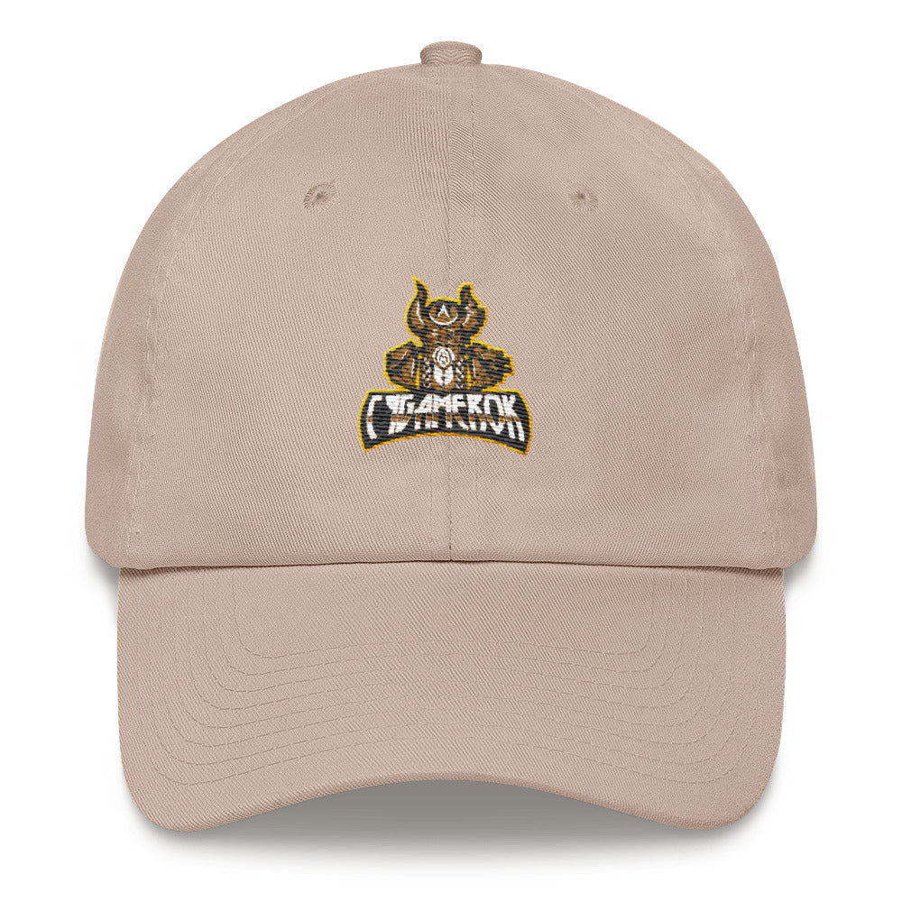 s-cy EMBROIDERED DAD HAT