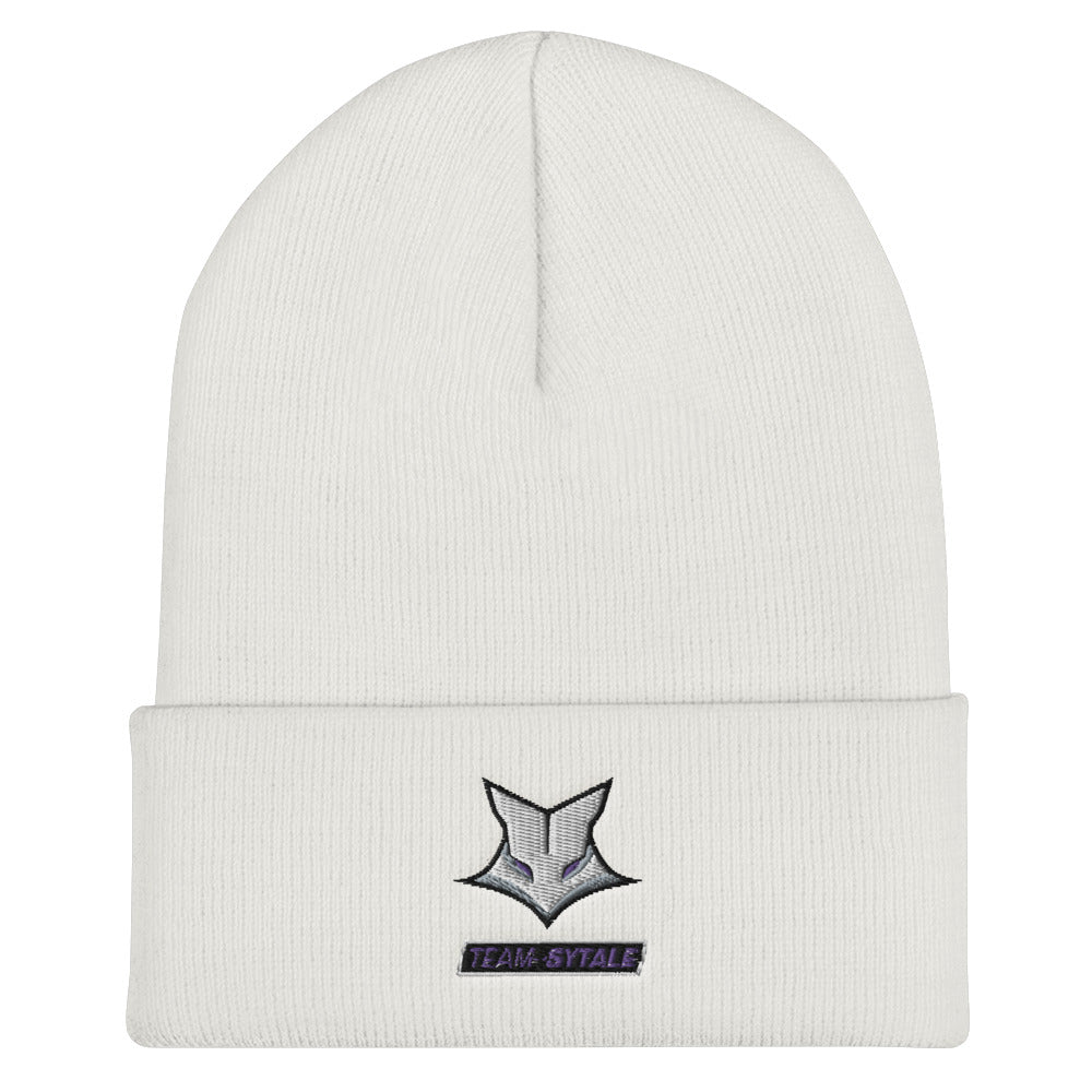 t-sy EMBROIDERED BEANIE