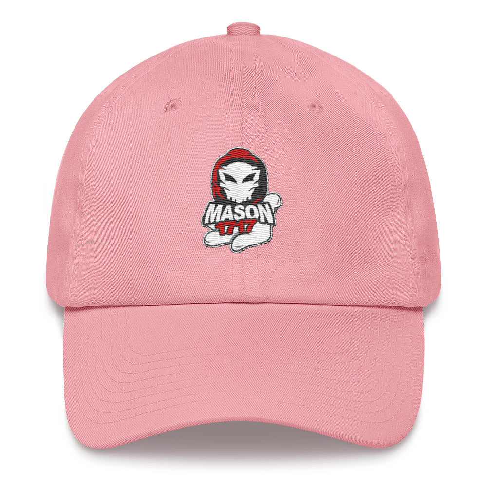 s-m1 EMBROIDERED DAD HAT