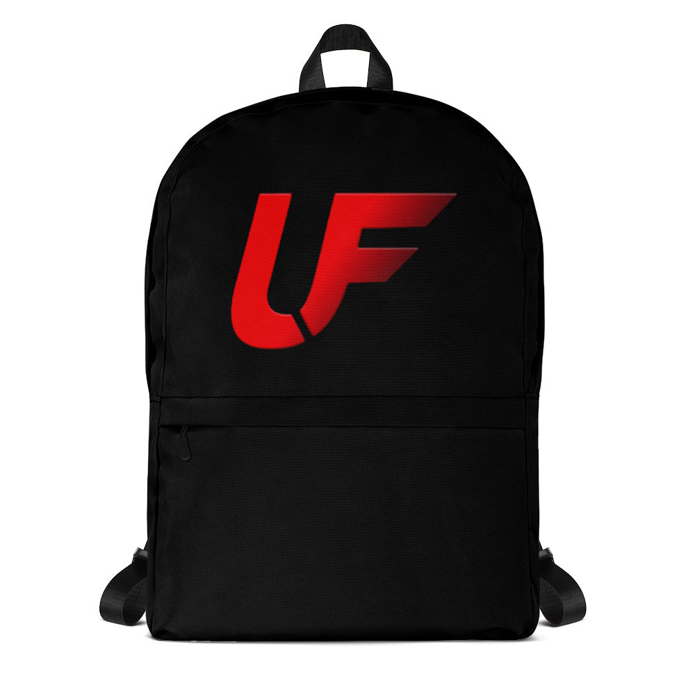 t-ouf ZIP UP BACKPACK