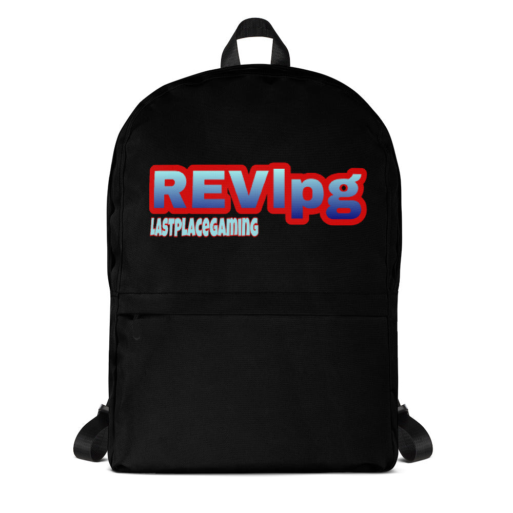 s-rev ZIP UP BACKPACK