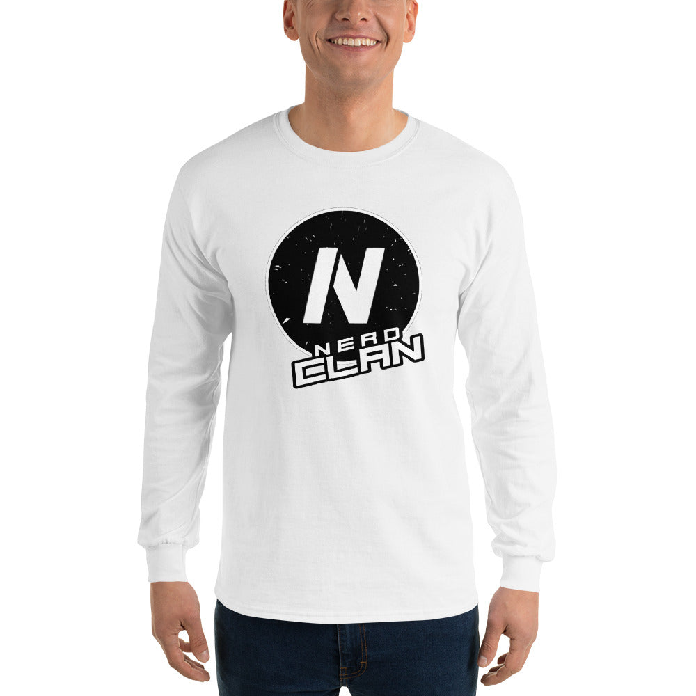 s-nc LONG SLEEVE SHIRT