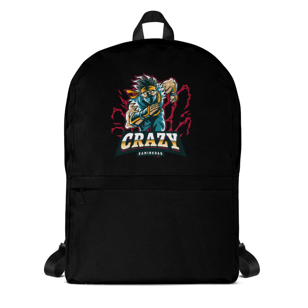 s-cgd ZIP UP BACKPACK