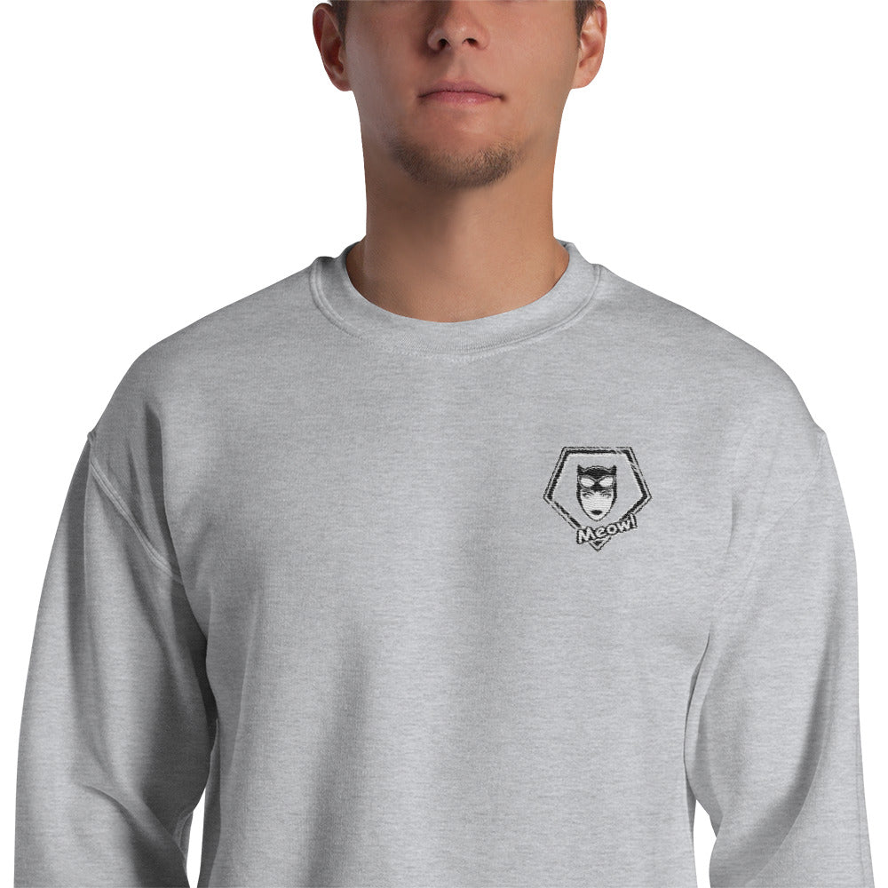 "s-wcw EMBROIDERED SWEATSHIRT 50% OFF!!!  ........ (Use code ""STITCH"" at checkout Jan 14th-19th)"