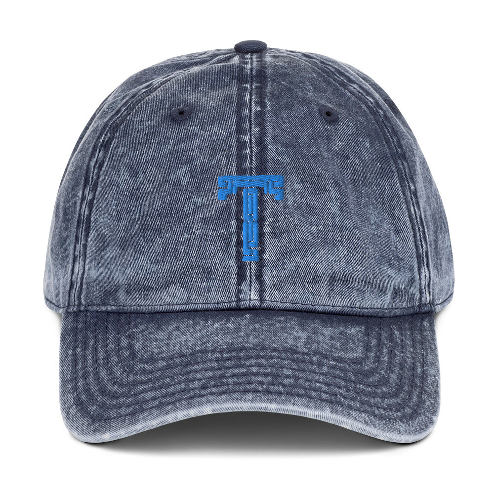 t-tar EMBROIDERED VINTAGE CAP