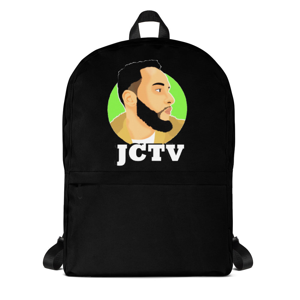 s-jc ZIP UP BACKPACK