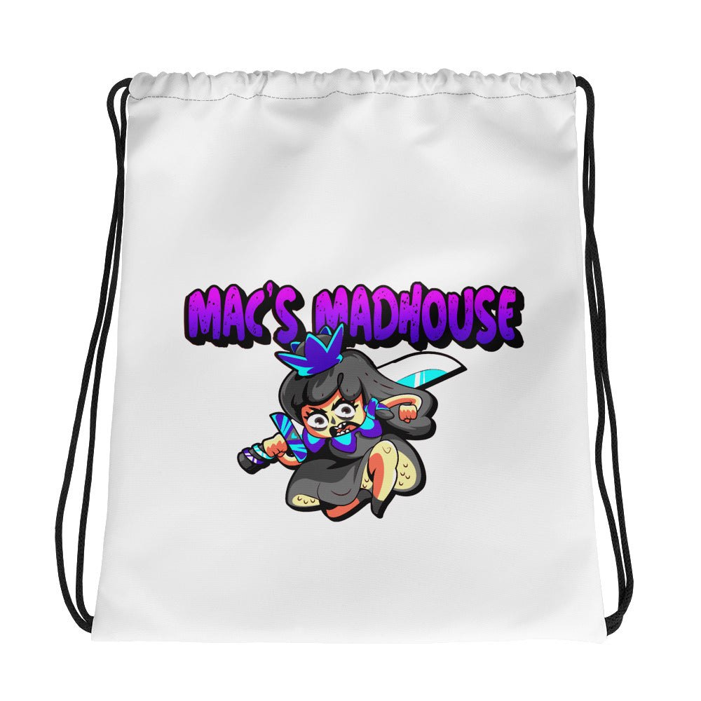 t-mac DRAWSTRING BACKPACK