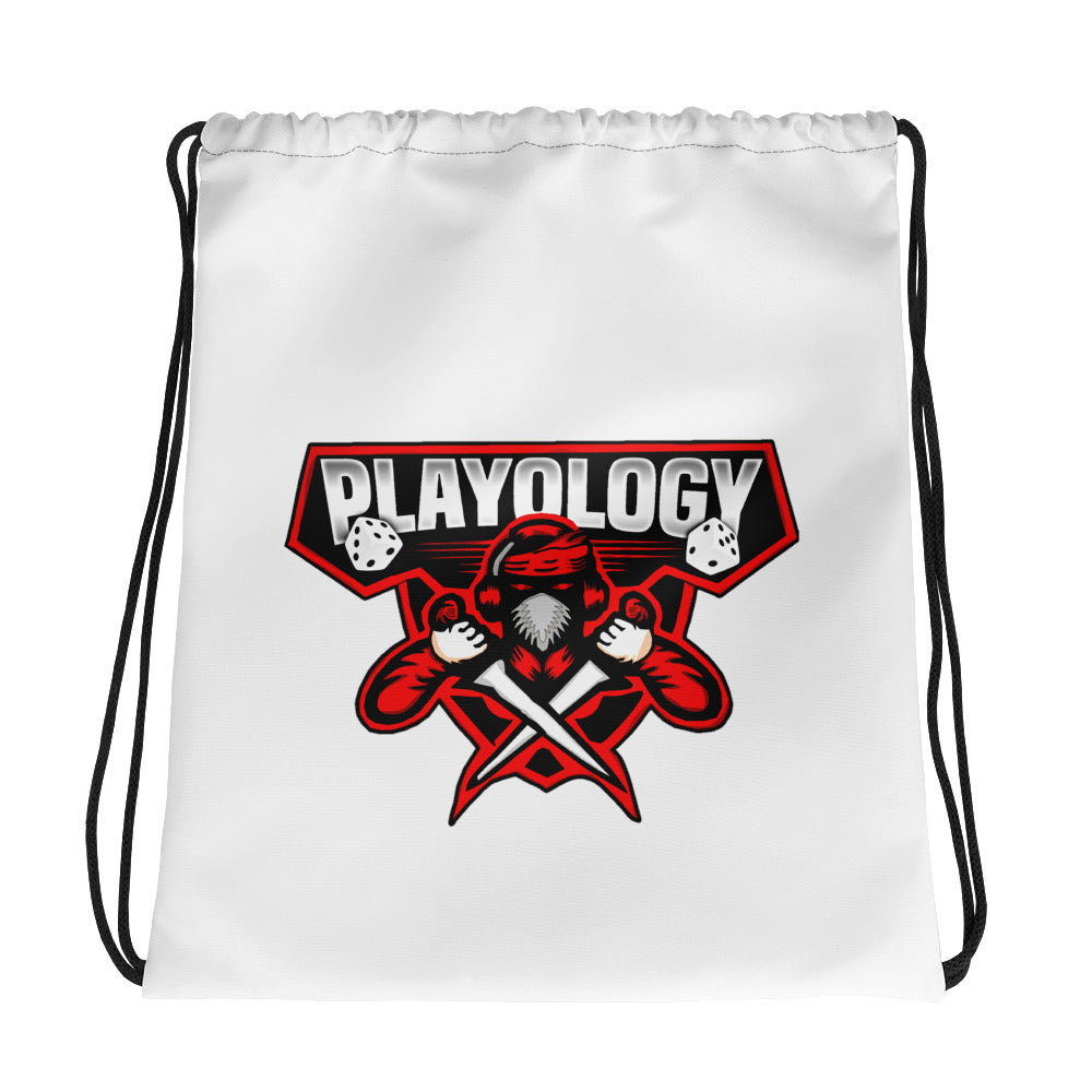 t-pla DRAWSTRING BACKPACK