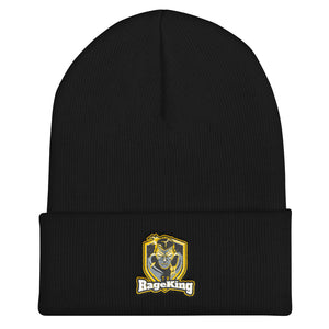 s-rk EMBROIDERED BEANIE