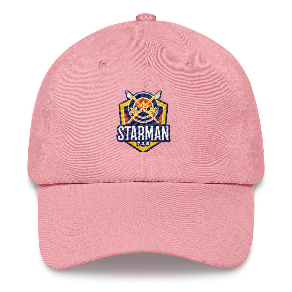 s-sm EMBROIDERED DAD HAT