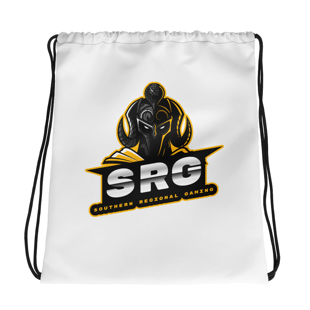 t-srg DRAWSTRING BACKPACK