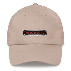 s-kq EMBROIDERED DAD HAT!
