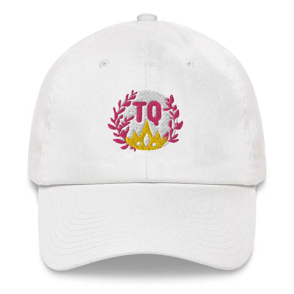 s-tq EMBROIDERED DAD HAT