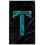 t-tar WALL FLAG VERTICAL
