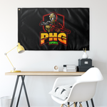 t-phg WALL FLAG HORIZONTAL