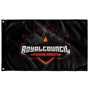 t-rc WALL FLAG HORIZONTAL