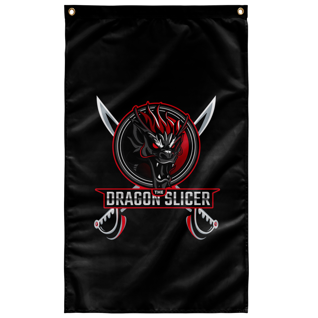 drsl Wall Flag Vertical