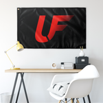 t-ouf WALL FLAG HORIZONTAL