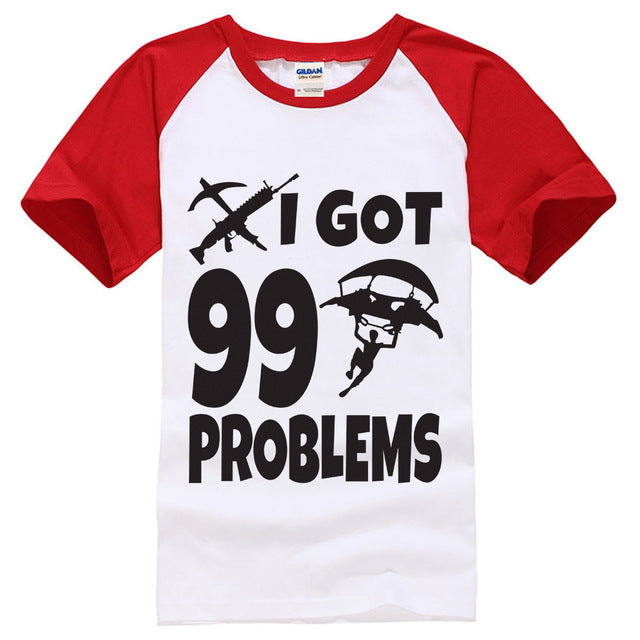 agd-  I GOT 99 PROBLEMS T SHIRT
