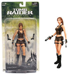 agd- TOMB RAIDER LARA CROFT ACTION FIGURE 7""