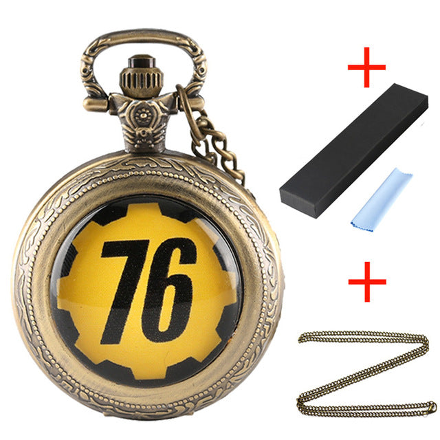 agd- IT'S COMING!! 76 POCKET WATCH