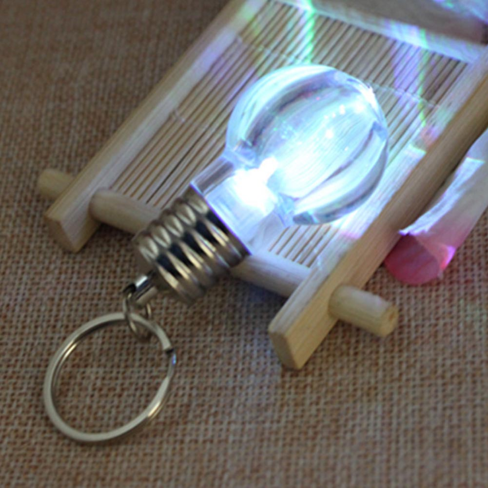 agd- MINI BULB KEY RING