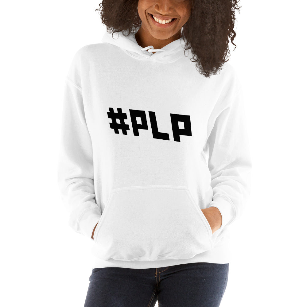 plp Hoodie With Name on Back