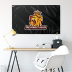 t-tps WALL FLAG HORIZONTAL