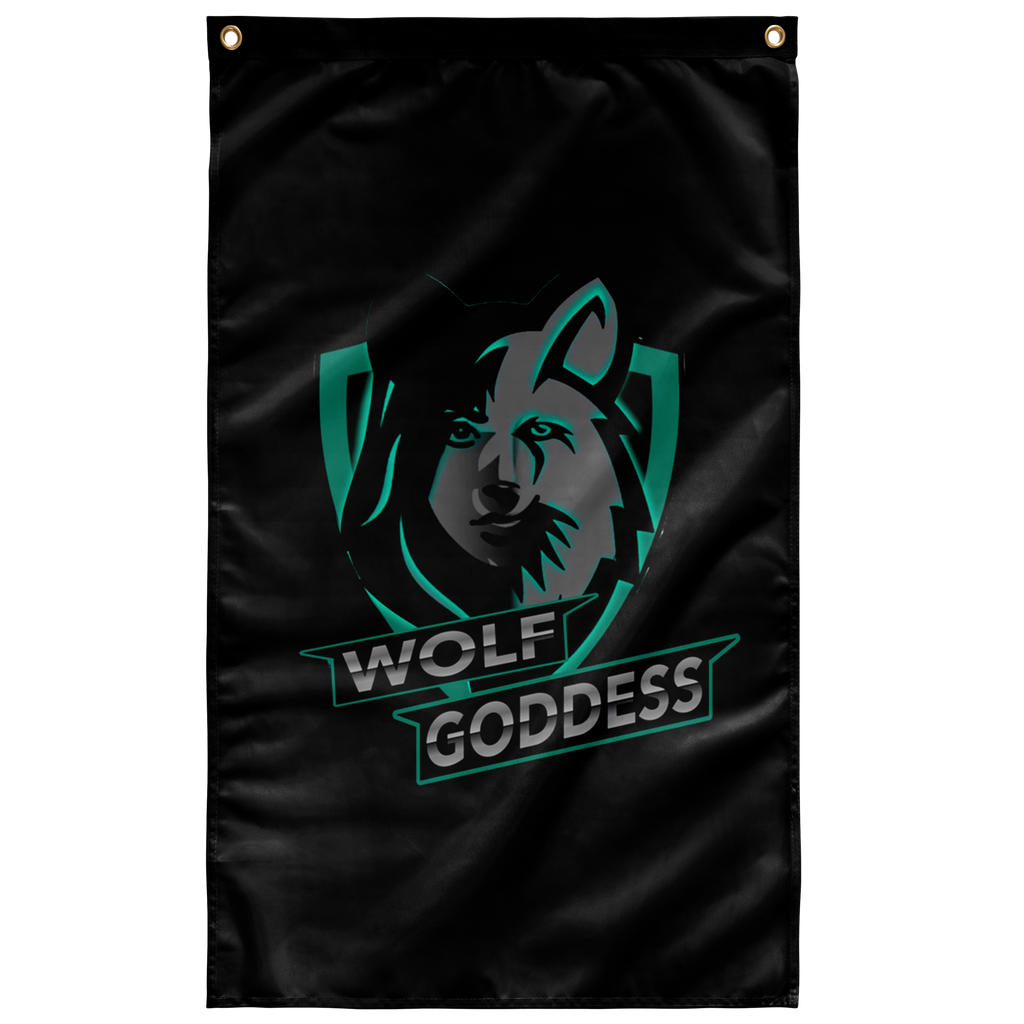 s-wgs WALL FLAG VERTICAL