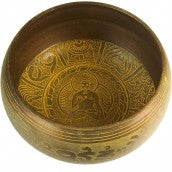 Extra Loud - Singing Bowl - One Buddha