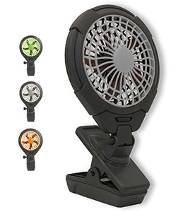 Top 10 Best Camping Fans in 2020 Reviews