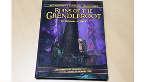 Could Ruins of the Grendleroot Be Your Next Big D&D Adventure?