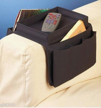 Cozy Remote Control Caddy