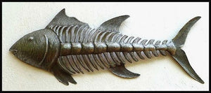 Best Concept Metal Fish Art