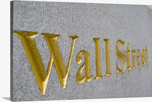 Comfortable Gold Wall Letters