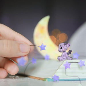 You Can Spend Quarantine By Crocheting The Tiniest Dragons That Will Make Your Desk Look Adorable