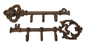 Cast Iron Key Hook in 2 Styles Price Each