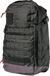 5.11 Tactical Rapid Origin Outdoor Survival Hiking & Camping 25L Capacity Black Back Pack 56355019
